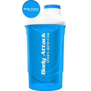 Body Attack Protein Shaker 600ml