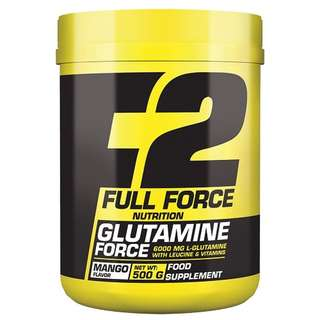 F2 L-Glutamine Force 500g Mango
