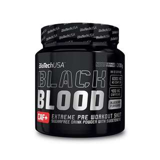 BioTech Black Blood CAF+ 300g