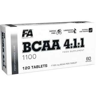 FA Nutrition Performance BCAA 4:1:1 - 120 Tabs