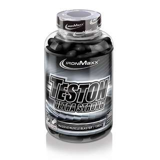 IronMaxx Teston Ultra Strong - 180 Tricaps