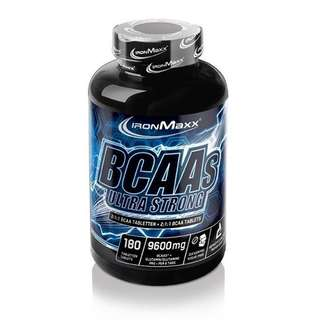 IronMaxx BCAAs Ultra Strong 2:1:1 180 Tabletten
