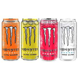 Monster Energy Zero - (12x500ml)