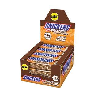 Snickers Hi-Protein Bars Limited Edition - 12x57 - Peanut Butter