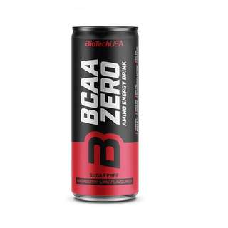 BioTech BCAA Zero Energy 24x330ml
