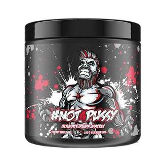 BPS-Pharma - #NOT4PUSSY Ultimate Pump Booster (250g)