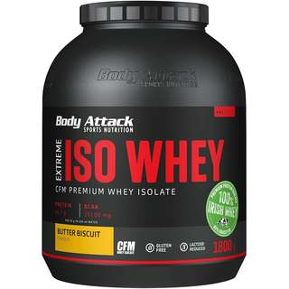Body Attack Extreme ISO WHEY 1,8kg