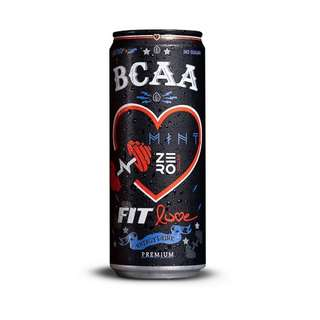 FITLove BCAA - Energy Drink (24 x 330ml)
