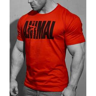 Universal Animal T-Shirt Iconic red