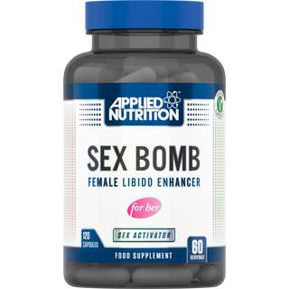 Applied Nutrition Sex Bomb Female - 120 caps