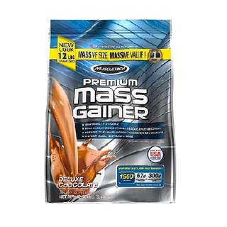 MuscleTech 100% Mass Gainer 5,5kg