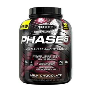 Muscletech Phase8 Protein 2,1kg