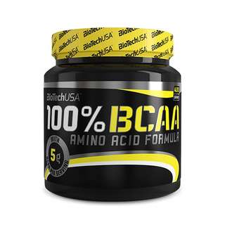 BioTech BCAA 100% 400g - neutral