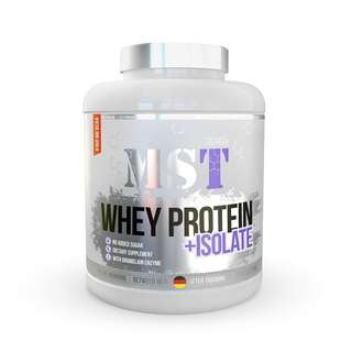 MST - Whey Protein + Isolate 2310g Cookies & Cream