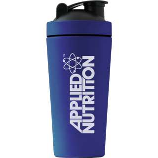 Applied Nutrition Metal Shaker blue - 750ml