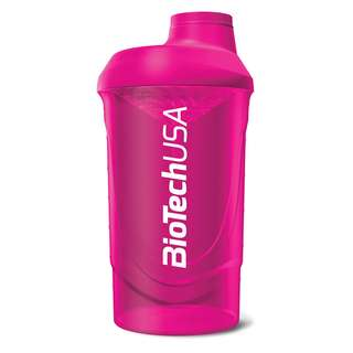 BioTech Wave Shaker 600ml Magenta